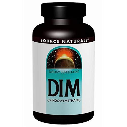 Source Naturals, DIM (Diindolylmethan), 100 mg, 60 Tabletten -