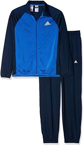 Adidas Entry Trainingsanzug Kinder rot schwarz | eBay