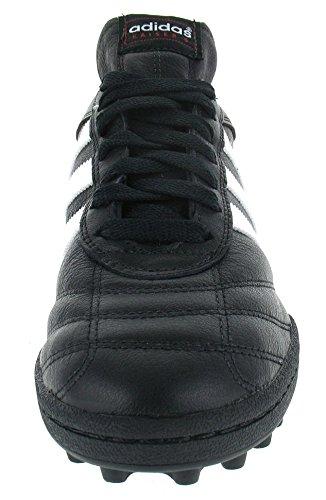 adidas Kaiser 5 Team, Chaussures de football mixte adulte, ftwwht/cblack/cblack, Multicolore (Black-White)