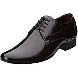 Bata Men's Peter Brown Formal Shoes - 7 UK/India (41 EU)(8214529)