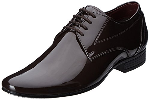 Bata Men's Peter Brown Formal Shoes - 10 UK/India (44 EU)(8214529)