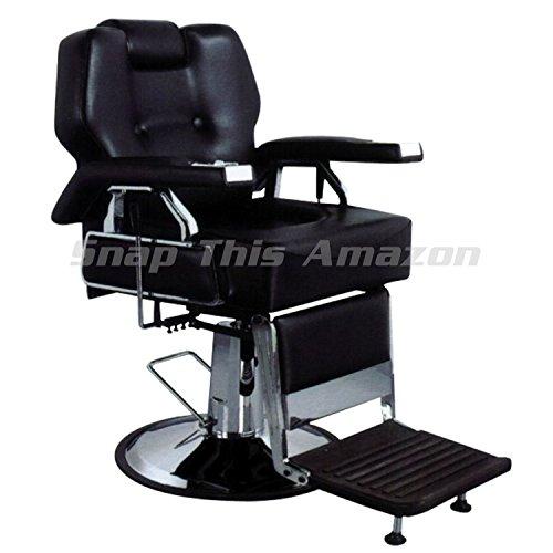 Barber Salon teknoh Ultra Elite Stuhl Friseur Einfädeln Shaving Barbiere Styling Beauty Tattoo Drehgelenk (Styling Stuhl)