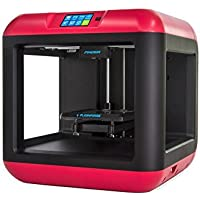 WOL3D Flashforge Finder 3D Printer with WITH 1 FILAMENT FREE, Cloud, Wi-Fi, USB for Education and Family Use