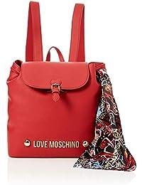 Love Moschino - Borsa Bonded Pu, Borse a zainetto Donna