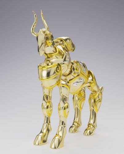 TAMASHII NATIONS - Myth Cloth Ex: Shura con Armadura de Oro de Capricornio, Figura de 18 cm (Bandai BDISS701657) 4
