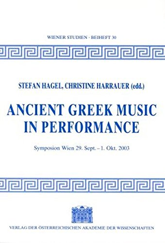 Ancient Greek Music in Perfomance