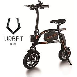 Scooter Eléctrico plegable URBET