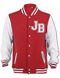 Fille Veste De Baseball JB Girlfriend