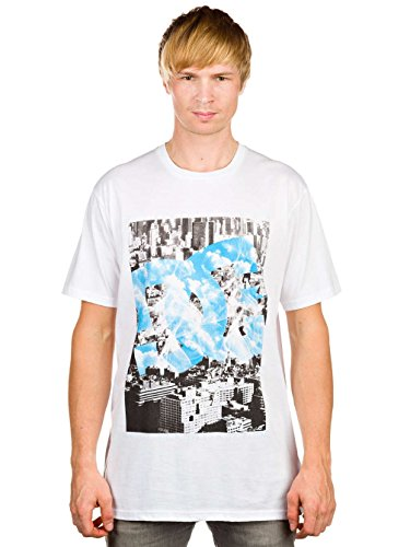 Herren T-Shirt DC Borough T-Shirt White