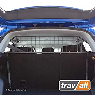 Travall® Guard Hundegitter TDG1360 - Maßgeschneidertes Trenngitter in Original Qualität