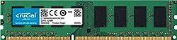 Crucial Ct102464bd160b 8gb Speicher (Ddr3l, 1600 Mts, Pc3l-12800, Dimm, 240-pin)