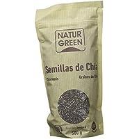 NaturGreen Semillas de Chía - Pack de 3 unidades de ...