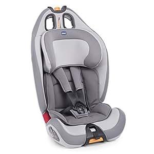 Chicco 07079583960000 Gro-Up 123 Car Seat Seggiolino Auto, Grigio