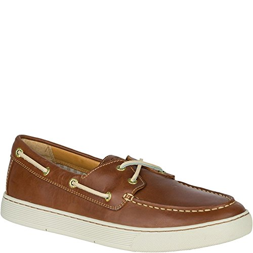 Sperry Top-Sider 9.5 D(M) US , Tan : Gold Cup Sport Casual 2-Eye Sneaker