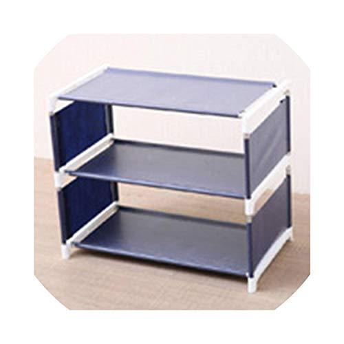 Seesaw-Min Modernes Schuhregal Stilvolle Schuh-Regal Zapatero Organizador De Schuhe Schuh-Organisator-Speicher Scarpiera Rangement Cabinet Box, Typ2 -