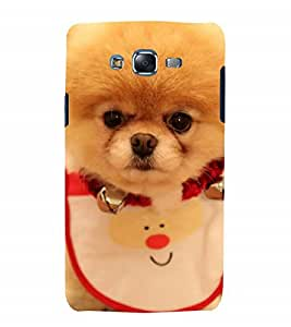 Nextgen Designer Mobile Skin for Samsung Galaxy J5 (2015) :: Samsung Galaxy J5 Duos (2015 Model) :: Samsung Galaxy J5 J500F :: Samsung Galaxy J5 J500Fn J500G J500Y J500M (Puppy Cute Puppy Doggy Pup Small Pup Pet)