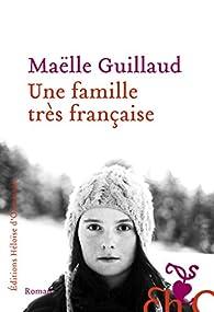 Une famille très française par Maëlle Guillaud