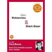 Black Bazar (cc) - Audio livre 1CD MP3 - 696 Mo