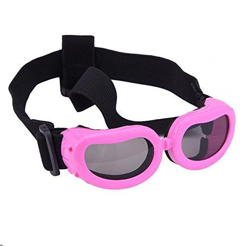 Outdoor Dog Sonnenbrille UV Eye Schutz Brillen Wasserdicht Winddicht Anti-Fog für kleine Pet Puppy Hund Katze
