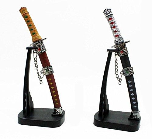 Brieföffner Schwert Samurai Ninja 17 CM Tisch Deko