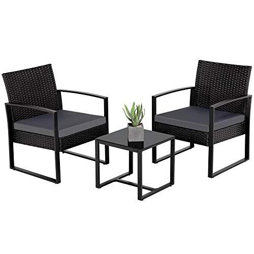 Table fauteuils jardin - Les meilleurs d\'Août 2019 - Zaveo