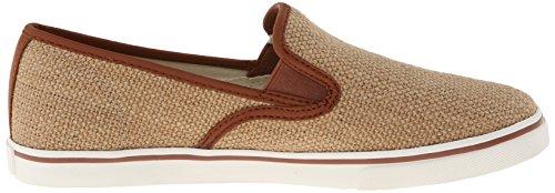 Lauren Ralph Lauren Janis Fashion Sneaker Natural Burlap