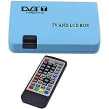 DECODER MINI DVB-T DIGITALE TERRESTRE USB REC MONITOR USCITA