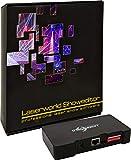 Laserworld ShowNET ILDA/DMX Netzwerk-Interface inkl. Showeditor Lasershow Software