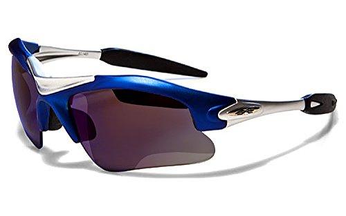 X-Loop Sonnenbrillen Sport - Radfahren - Skifahren - Laufen - Mtb - Motorradfahren / 1400