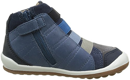 Garvalin Jungen 161451a Kurzschaft Stiefel Blau (PETROLEO Y VAQUERO)