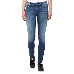 Tolle Diesel Damen Skinny Slim Leg Jeans Dunkelblau
