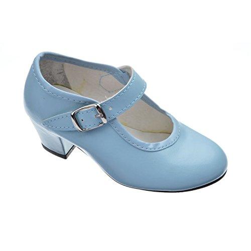 Creaciones Pasos de danza S.L.–Scarpa–Carleti 15Flamenco Azzurro