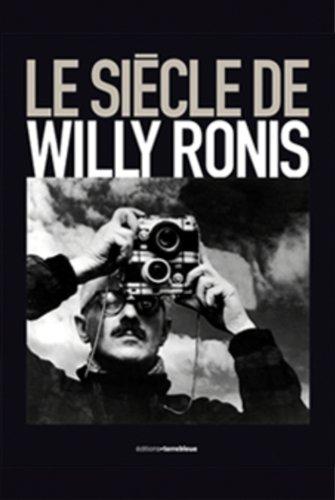 Le siècle de Willy Ronis. Coffret livre avec un tirage photo de W.Ronis
