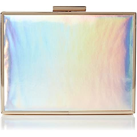 SwankySwansKate Box Patent Leather Holograph - Sacchetto