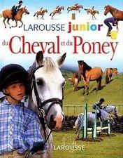Larousse junior du cheval et du poney [Relié] by Ransford, Sandy; Langrish, Bob