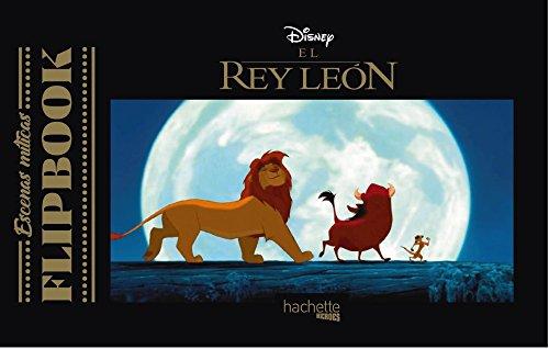Flipbook. El rey león (Hachette Heroes - Disney - Especializados) por Varios autores