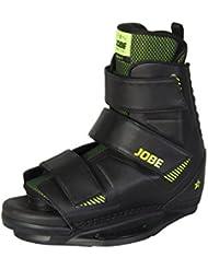 Jobe Bindungen Republik Bindings - Botas de wakeboarding, color negro, talla 11/14