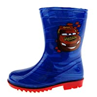Disney Cars Lightning McQueen Wellington Boots