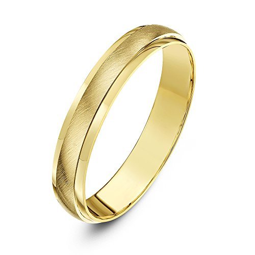 Theia Bague Or - 375/1000 Or jaune Unisexe Or Jaune