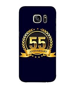 PrintVisa Designer Back Case Cover for Samsung Galaxy S7 Edge :: Samsung Galaxy S7 Edge Duos :: Samsung Galaxy S7 Edge G935F G935 G935Fd (Life Love Occasions Aniversary Vision Celebrations)