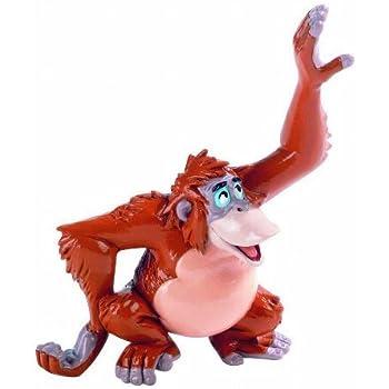 12383 - BULLYLAND - Walt Disney Le Livre de la Jungle - Figurine Roi Louis: Amazon.fr: Jeux et
