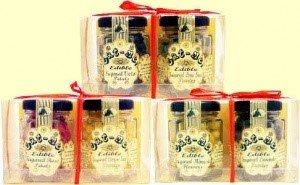 Gift Pack 1 - Sugared Rose Petals & Lemon Seed Pearles