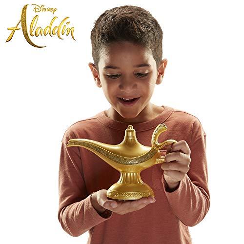 Jakks Pacific Aladin Disney Figur Aladdin-Lampe Wunderbare Bunte 25cm 86098-2L