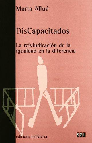 Descargar Libro Discapacitados (General Universitaria) de Allue Marta