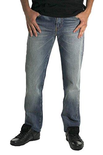 Jeans S Fit Levi ' Slim (Levi's 511Jeans für Herren, Slim-Fit, Blau  32W x 32L)