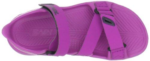 Teva Barracuda Y'S - K, Sandales mixte enfant Violet (Purple 976)