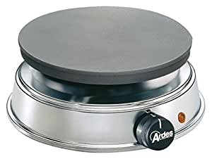 Réchaud Ardes 'Brasero 53' 22 cm, 1500 Watt 4 niveaux de chauffe
