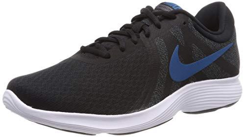 ceee02b0407 Nike Zapatillas De Running Revolution 4 EU Black Green Abyss Dark Grey Wh