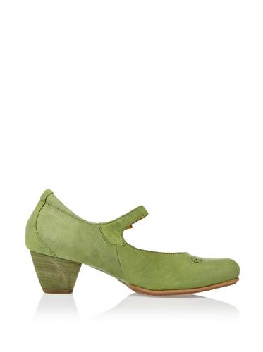 Think! 80152, Escarpins femme Vert - vert