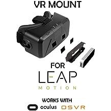 VR Mount for LEAP MOTION Oculus DK1, DK2, CV1 HTC VIVE OSVR Support Holder